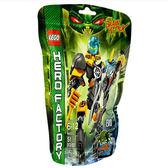 【LEGO 樂高積木】英雄工廠系列 - 伊奧 EVO LT-44012