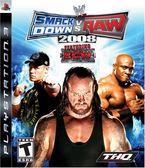 PS3 WWE Smackdown vs. Raw 2008 WWE激爆職業摔角2008(美版代購)