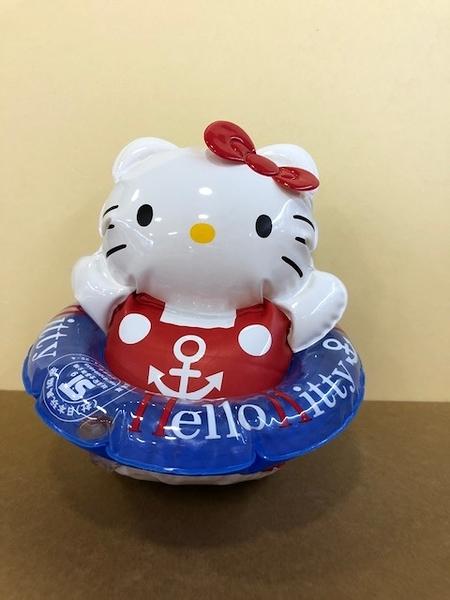 【震撼精品百貨】Hello Kitty 凱蒂貓~凱蒂貓造型充氣玩具