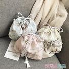 秒殺刺繡包包包女刺繡小包斜背包中國風仙女荷包配漢服古風側背包交換禮物