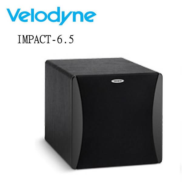 【新竹勝豐群音響】威力登 VELODYNE IMPACT-6.5  超低音喇叭(黑色)Optimum,DD+