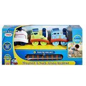 小饅頭**THOMAS & FRIENDS 湯瑪士學習-小火車遊戲組(附地圖軌道)(582857)*特價824元