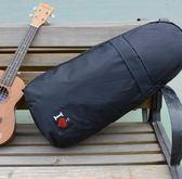 尤克里里包2123寸烏克麗麗袋加厚個性學生葫蘆絲雙肩背小吉他琴包 DR21704【彩虹之家】