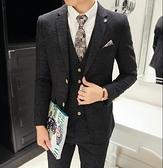 領帶 6CM時尚西新款男士商務印花復古花紋正裝襯衫窄領帶滌絲禮盒套裝【快速出貨八折下殺】