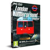 【軟體採Go網】PCGAME-世界地鐵3:倫敦地鐵 World of Subways 3 London Underground 英文版