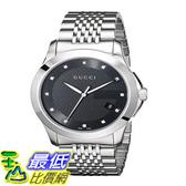 [103美國直購] 男士手錶 Gucci Mens YA126405 G-Timeless Medium Diamond $44803
