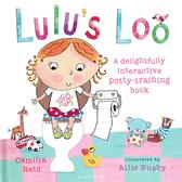 Lulu's Loo 可愛Lulu上廁所趣味操作書