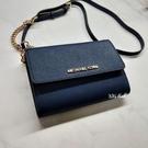 『Marc Jacobs旗艦店』MichaelKorsMK美國代購LOGO防刮牛皮斜背包鏈條包長夾錢包手拿包100%實拍