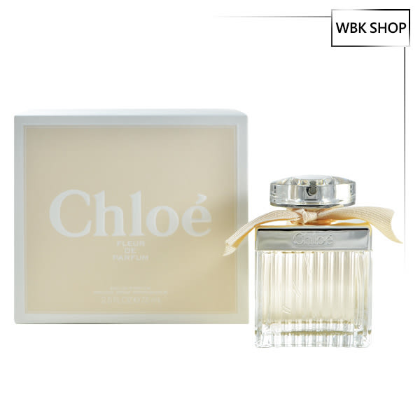 Chloe 克羅埃 玫瑰之心淡香精 75ml Chloe Fleur De Parfum EDP - WBK SHOP