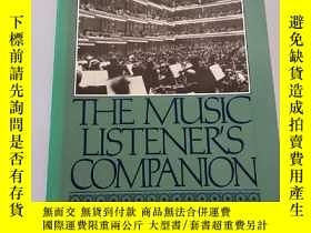 二手書博民逛書店THE罕見MUSIC LISTENER S COMPANIONY
