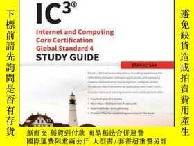 二手書博民逛書店IC3:罕見Internet and Computing Core Certification Global St