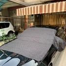 汽車遮陽罩半罩防曬隔熱遮陽擋前檔風玻璃罩...