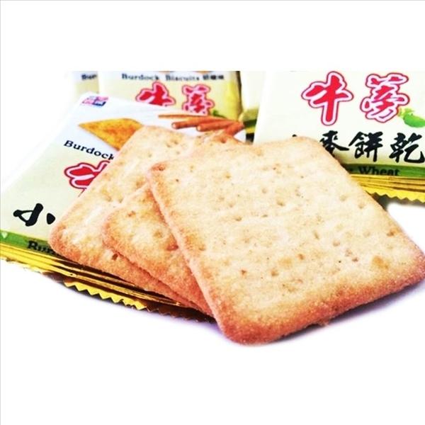 牛蒡小麥餅 600g【9555021803358】(馬來西亞零食)