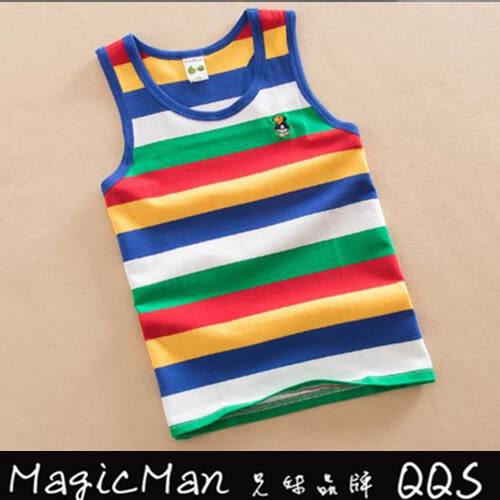 【現貨】 童裝 男童背心(WNN0607)★ Magicman ★