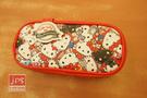 Hello Kitty 凱蒂貓 造型筆袋 收納袋 角色 KRT-213835