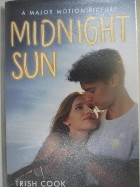 【書寶二手書T7/原文小說_BZP】Midnight Sun_Cook, Trish