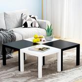 茶幾現代簡約客廳茶桌茶臺小戶型創意長方形桌子多功能方桌 3c公社 YYP