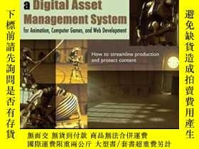 二手書博民逛書店Implementing罕見A Digital Asset Management System: For Anim