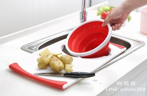 切菜砧板 帶瀝水籃 料理壽司可用 長方形