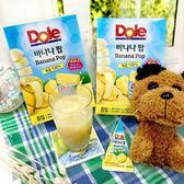 Dole 香蕉果汁冰棒 (一盒8支/496ml)