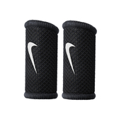 NIKE DRI-FIT Finger Sleeves [NKS05010SL] 運動 訓練 護指套 透氣 舒適 黑白