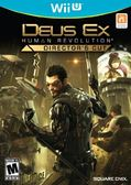 WiiU Deus Ex Human Revolution: Director s Cut 駭客入侵:人類革命 導演剪輯版(美版代購)