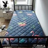 床墊-加厚床墊軟墊褥子榻榻米單人1.2米學生宿舍海綿地鋪睡墊 提拉米蘇 YYS