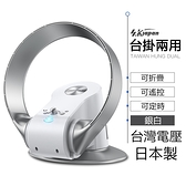 日本無葉風扇 超靜音循環搖頭扇 折疊壁掛台式遙控節電 110伏電壓 現貨 MKS快速出貨