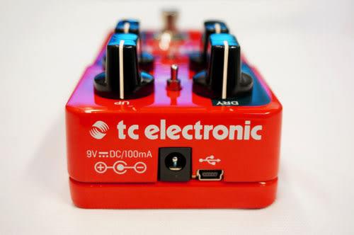 【敦煌樂器】tc electronic Sub 'n' Up 八度音效果器