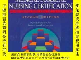 二手書博民逛書店American罕見Nursing Review for Medical-Surgical Nursing Cer