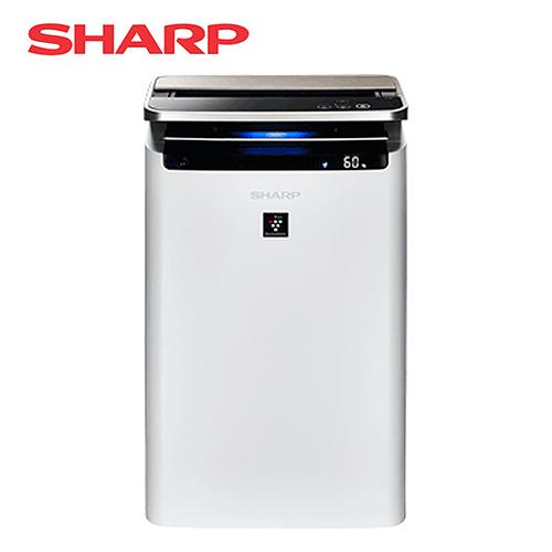 [SHARP 夏普]23坪水活力空氣清淨機 KI-J100T-W