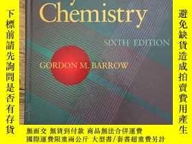二手書博民逛書店【英文原版罕見圖書館館藏】physical chemistry(