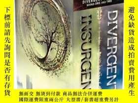 二手書博民逛書店Divergent罕見Series 2 Book Box SetY256260 Veronica Roth H