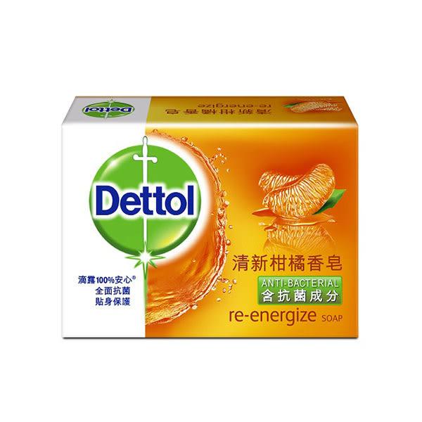Dettol滴露清新柑橘香皂100克x3個 【康是美】