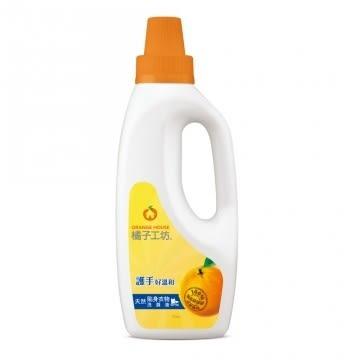 【箱購更划算】橘子工坊貼身衣物洗滌液750ml*12罐/箱