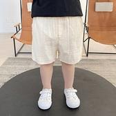 男童短褲 嬰兒休閒短褲子夏裝夏季男童兒童裝中褲寶寶小童1歲3薄款潮X2455-Ballet朵朵