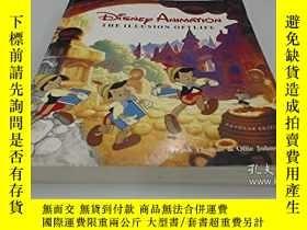 二手書博民逛書店Disney罕見Animation. The Illusion Of LifeY256260 Ollie Jo