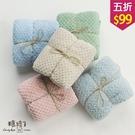 【五折價$99】糖罐子滾邊素面純色毛巾→...