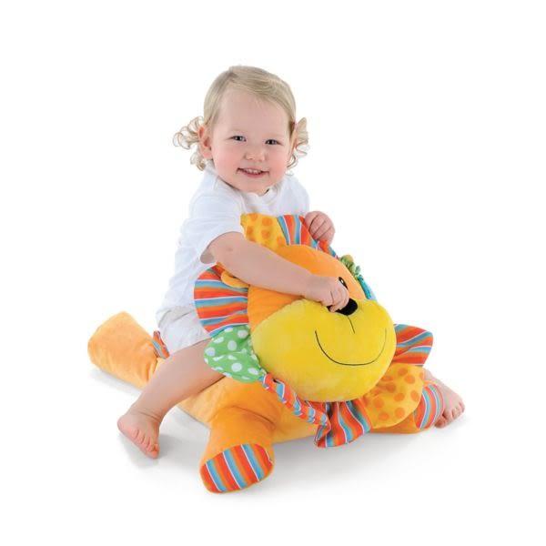 mothercare 獅子互動玩偶