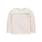 mothercare 秋冬女嬰條紋長袖上衣-芭蕾舞者-粉紅色(M0JG867)12M~4A
