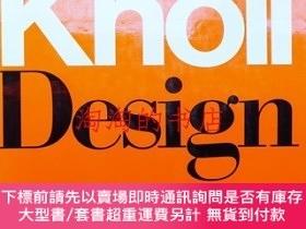 二手書博民逛書店Knoll罕見Design <初版>Y473414 著 : Eric Larrabee、Massimo Vig