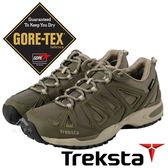 【Treksta 韓國】Nevado LACE女GTX防水低筒健行鞋『棕色』KR17GW 多功能鞋.越野鞋.Gore-Tex