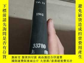 二手書博民逛書店NON罕見DESTRUCTIVE TESTING.Vol.19.