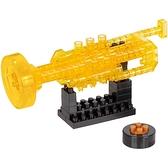 《 Nano Block 迷你積木 》NBC_338小喇叭 / JOYBUS玩具百貨