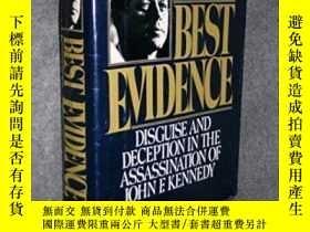 二手書博民逛書店【罕見】1980年 Best Evidence: Disguis