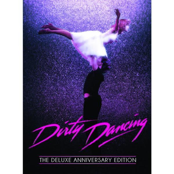 熱舞十七  25週年紀念典藏豪華版 電影原聲帶 CD Dirty Dancing: Deluxe Anniversary Edition