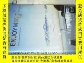 二手書博民逛書店WATER罕見ENJOYMENT VOLUME 6 水的享受第6