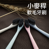 小頭細軟毛小麥桿成人牙刷【WSY3】 ENTER  11/03