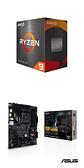 【自組DIY兩件組R56】AMD R5 5600X+華碩 TUF GAMING B550-PLUS