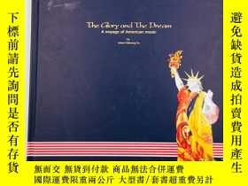 二手書博民逛書店the罕見glory and the dream a voyage of american musicY191
